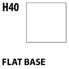 H40 Flat Base Aqueous Hobby 10 ml. boja