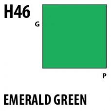 H46 Emerald Green Aqueous Hobby 10 ml. boja