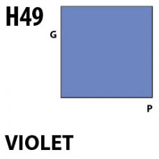 H49 Violet Aqueous Hobby 10 ml. boja