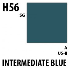 H56 Intermediate Blue Aqueous Hobby 10 ml. boja