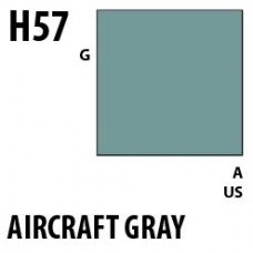 H57 Aircraft Blue Aqueous Hobby 10 ml. boja