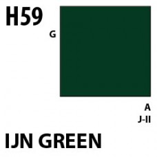 H59 IJN Green Aqueous Hobby 10 ml. boja