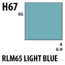 H67 RLM65 light Blue Aqueous Hobby 10 ml. boja