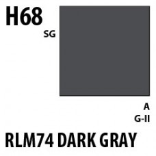 H68 RLM74 Dark Gray Aqueous Hobby 10 ml. boja