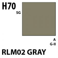 H70 RLM02 Gray Aqueous Hobby 10 ml. boja