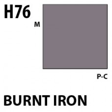 H76 Burnt Iron Aqueous Hobby 10 ml. boja
