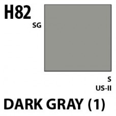 H82 dark Gray (1) Aqueous Hobby 10 ml. boja