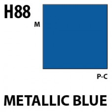 H88 Metalic Blue Aqueous Hobby 10 ml. boja