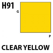 H91 Clear Yellow Aqueous Hobby 10 ml. boja