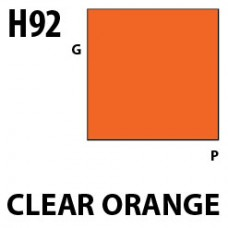 H92 Clear Orange Aqueous Hobby 10 ml. boja