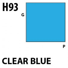 H093 Clear Blue Aqueous Hobby 10 ml. boja