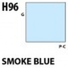 H96 Smoke Blue Aqueous Hobby 10 ml. boja