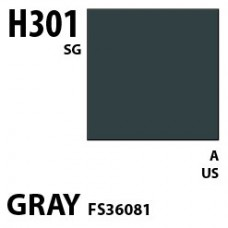 H301 Gray FS36081 Aqueous Hobby 10 ml. boja