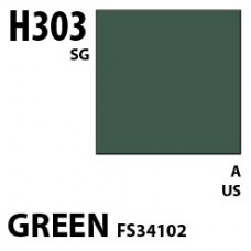 H303 Green FS34102 Aqueous Hobby 10 ml. boja