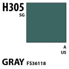 H305 Gray FS36118 Aqueous Hobby 10 ml. boja