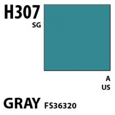 H307 Gray FS36320 Aqueous Hobby 10 ml. boja
