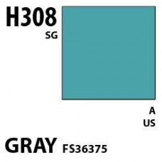 H308 Gray FS36375 Aqueous Hobby 10 ml. boja