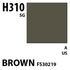 H310 Brown FS30219 Aqueous Hobby 10 ml. boja