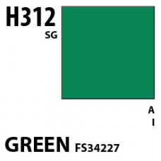H312 Green FS34227 Aqueous Hobby 10 ml. boja