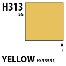 H313 Yellow FS33531 Aqueous Hobby 10 ml. boja