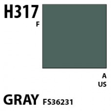 H317 Gray FS36231 Aqueous Hobby 10 ml. boja