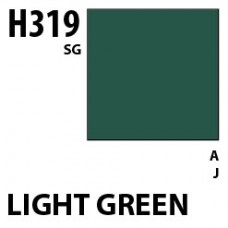 H319 Light Green Aqueous Hobby 10 ml. boja