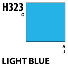 H323 Light Blue Aqueous Hobby 10 ml. boja