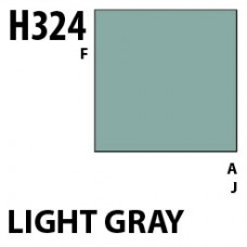 H324 Light Gray Aqueous Hobby 10 ml. boja