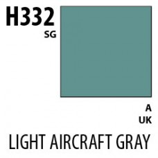 H332 Light Aircraft Gray Aqueous Hobby 10 ml. boja