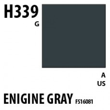 H339 engine Gray FS16081 Aqueous Hobby 10 ml. boja