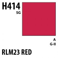 H414 RLM23 Red Aqueous Hobby 10 ml. boja