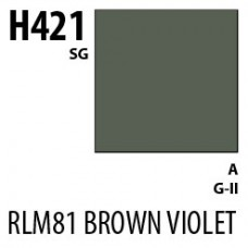 RLM81 Brown Violet Aqueous Hobby 10 ml. boja