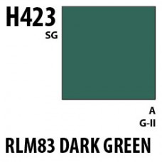 RLM83 Dark Green Aqueous Hobby 10 ml. boja