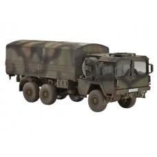 LKW 7t. mil gl (6*6 Truck ) 1/72