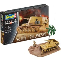 Sd.Kfz 124 ''Wespe'' 1/76