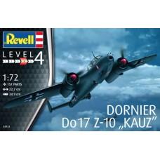 Dornier Do17 Z-10 Kauz 1/72