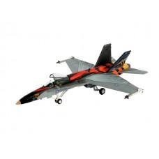 F/A-18C Hornet 1:144 pl.maketa