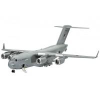 C-17A Globmaster RAF/Qatar 1:144 pl.maketa