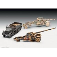 """Set """"FAMO + 21cm Artillery Gun 18 + 17cm Heavy Gun 18"""""""