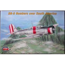 DB-8 Bombers over South America 1/72