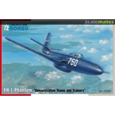 FH-1 Phatnom Demonstrator Teams and Trainers 1/72