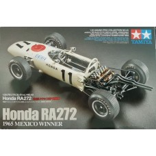 1/20 Honda RA272 1965 Mexico Winner