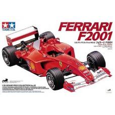 1/20 Ferrari F2001