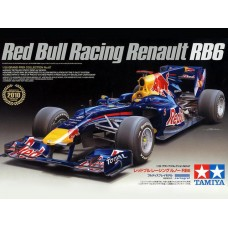 1/20 Red Bull Racing Renault RB6 2010