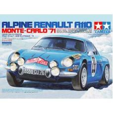 1/24 Alpine A110 Monte-Carlo '71
