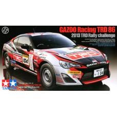 1/24 Gazoo Racing TRD 86 (2013 TRD Rally Challenges)