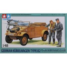 1/48 German Kübelwagen Type 82 Pkw K1