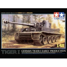 1/48 TIGER I EARLY PRODUCTION