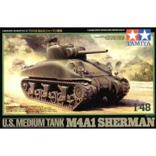 1/48 US M4A1 SHERMAN