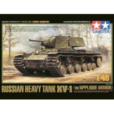 1/48 KV-1 w/ applique armor